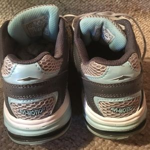 Avia Shoes - Avia 9999 Blue and Grey Toning Sneaker